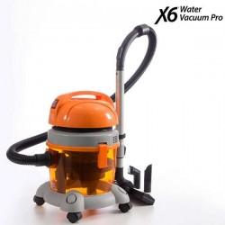 Επαγγελματική Ηλεκτρική Σκούπα X6 Water Vacuum Pro