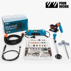 Εργαλείο Πολλαπλών Χρήσεων Turbo PWR Work V0000124