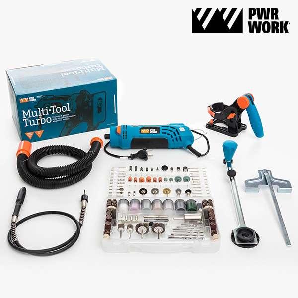 Εργαλείο Πολλαπλών Χρήσεων Turbo PWR Work V0000124 root home σπίτι κήπος μαστορέματα και εργαλεία ηλεκτρικά εργαλεία
