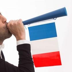 Σάλπιγγα Σημαία Γαλλίας