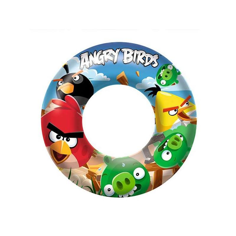 Φουσκωτό Σωσίβιο Angry Birds