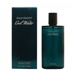 Davidoff - COOL WATER edt vapo 125 ml
