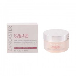 Lancaster - TOTAL AGE CORRECTION complete rich cream SPF15  50 ml