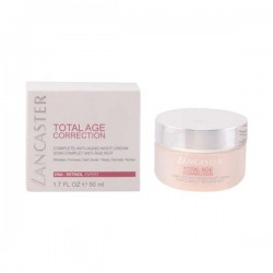 Lancaster - TOTAL AGE CORRECTION complete night cream 50 ml