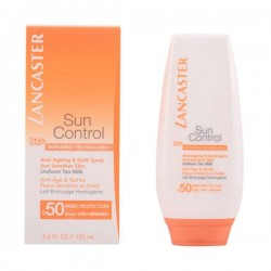 Lancaster - SUN CONTROL body uniform tan milk SPF50 125 ml