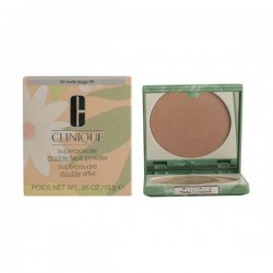 Clinique - SUPERPOWDER double face 02-matte beige 10 gr