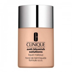 Clinique - ANTI-BLEMISH liquid found 04-fresh vanilla 30 ml
