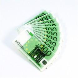 Χαρτομάντηλα Χαρτονομίσματα των 100 Ευρώ