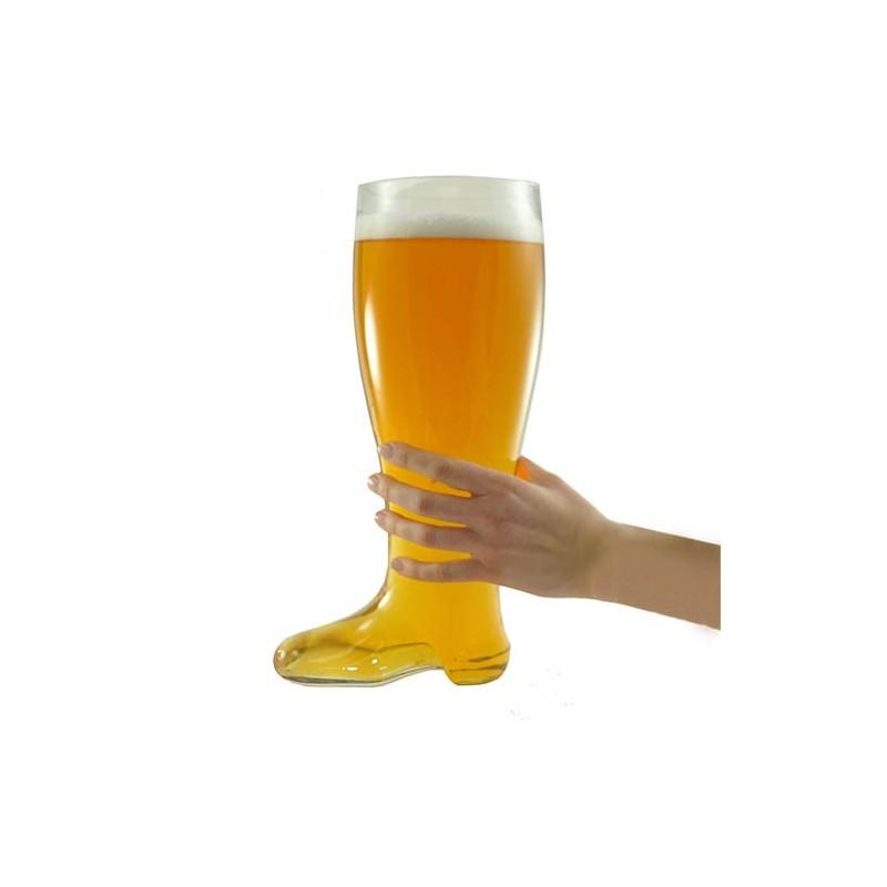 Ποτήρι Μπύρας XXL σε Σχήμα Μπότας (2L) a19ff1cdbed