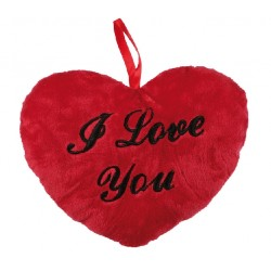 Μαξιλαράκι Καρδιά I love You 26 cm