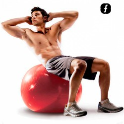 Body Fitball Μπάλα Pilates (55 cm)