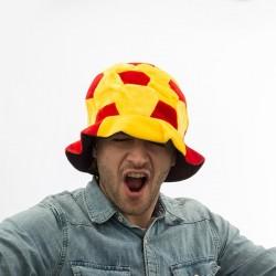 Καπέλο Ποδοσφαίρου Σημαία Ισπανίας