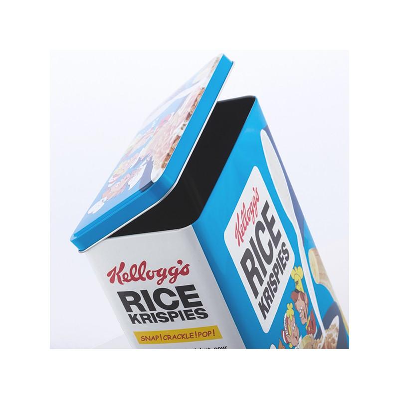 Μεταλλικό Κουτί Vintage Kellogg's