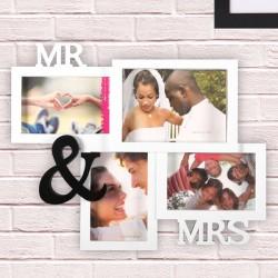 Πολυκορνίζα Mr & Mrs