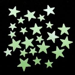 Αστέρια που Λάμπουν στο Σκοτάδι