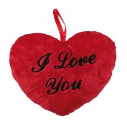 Λούτρινη Καρδιά I Love You 18 cm