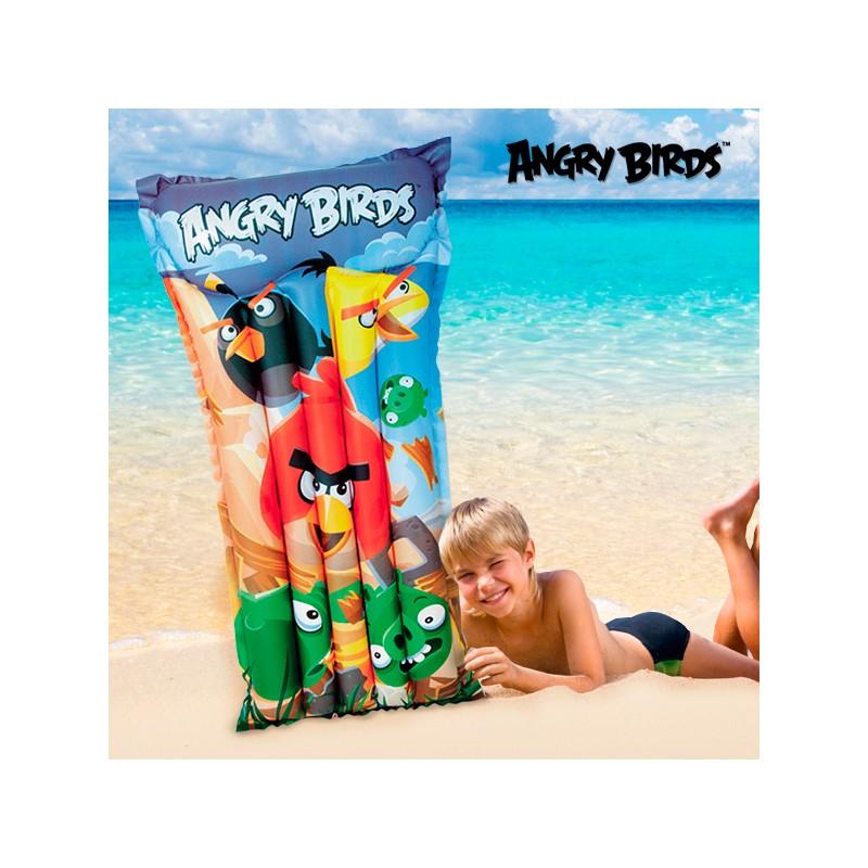 Φουσκωτό Στρώμα Angry Birds