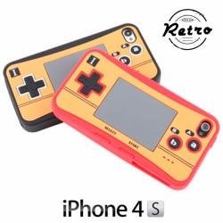 Ρετρό Θήκη Σιλικόνης Video Game για iPhone