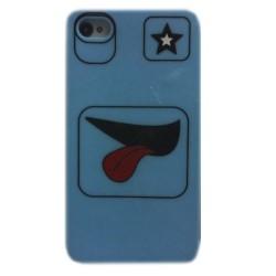 Θήκη Σιλικόνης για iPhone Προσωπάκια