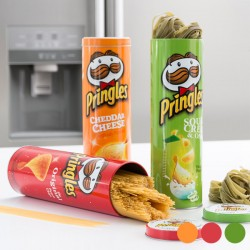 Μεταλλικό Δοχείο Pringles