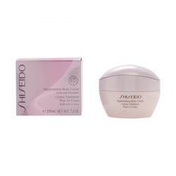 Shiseido - ADVANCED ESSENTIAL ENERGY body replenishing cream 200 ml