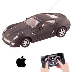 Τηλεκατευθυνόμενο Αγωνιστικό Αυτοκινητάκι Συμβατό με iPhone, iPod & iPad