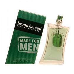 Bruno Banani - MADE FOR MEN edt vaporizador 75 ml