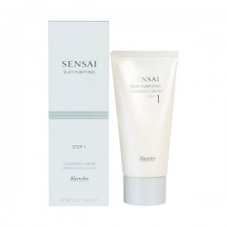 Kanebo - SENSAI SILKY cleansing cream 125 ml