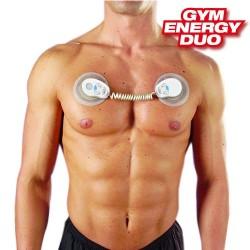 Gym Energy Duo Συσκευή Μυϊκής Ηλεκτροδιέγερσης