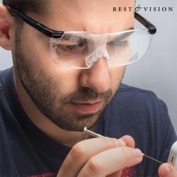 Γυαλιά Μεγέθυνσης Rest & Vision