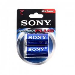 Αλκαλικές Μπαταρίες Xtra Power Sony C LR14 1,5V AM2 (πακέτο με 2)