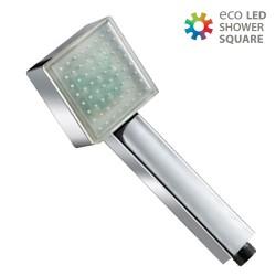 Eco Led Τηλέφωνο Μπάνιου με Τετράγωνη Κεφαλή