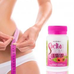 Συμπλήρωμα Διατροφής Κετόνης Βατόμουρου Sbelta Plus (60 κάψουλες)
