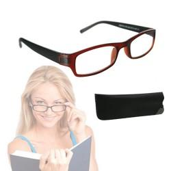 Γυαλιά Ανάγνωσης με Εύκαμπτη Θήκη
