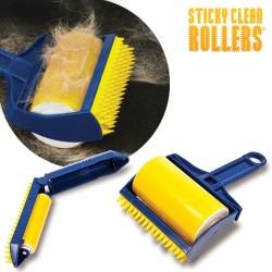 Sticky Clean Rollers Ρολό Καθαρισμού Χνουδιών