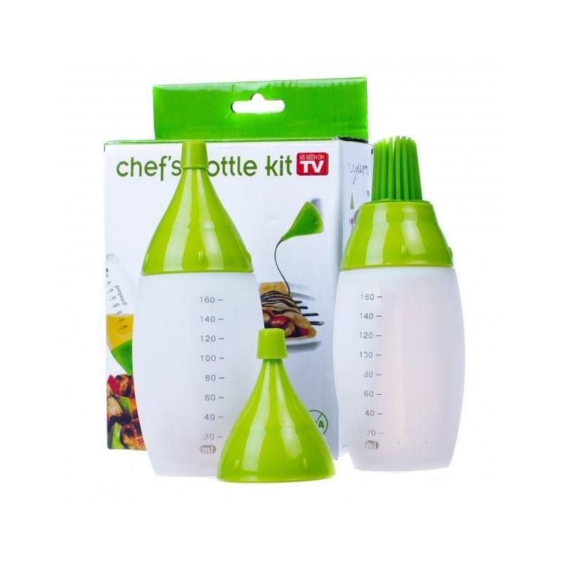 Chef's Bottle Kit σιλικόνης