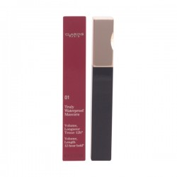 Clarins - TRULY mascara waterproof 01-intense black 7 ml