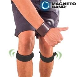 Magneto Band Μαγνητικό Λουράκι για Γόνατο και Καρπό