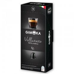 Κάψουλες Espresso Gimoka Vellutato10τεμ. - Συμβατές Nespresso