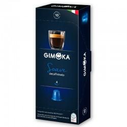 Κάψουλες Espresso GimokaSoave Decaffeinato 10τεμ. - Συμβατές Nespresso