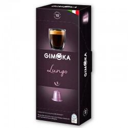 Κάψουλες Espresso Gimoka Lungo 10τεμ. - Συμβατές Nespresso