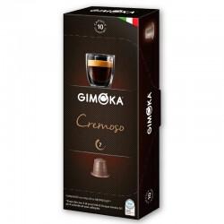 Κάψουλες Espresso Gimoka Cremoso 10τεμ. - Συμβατές Nespresso