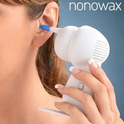 Nonowax Συσκευή Καθαρισμού Αυτιών