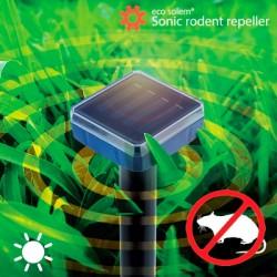 Eco Solem Ηλιακό Απωθητικό Τρωκτικών
