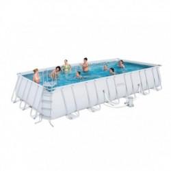 Πισίνα Εξωτερικού Σκελετού 7,32m