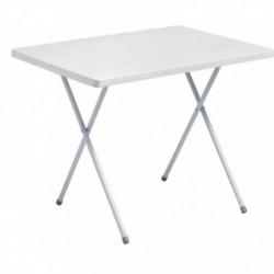 Τραπέζι Πλαστικό 80x60cm