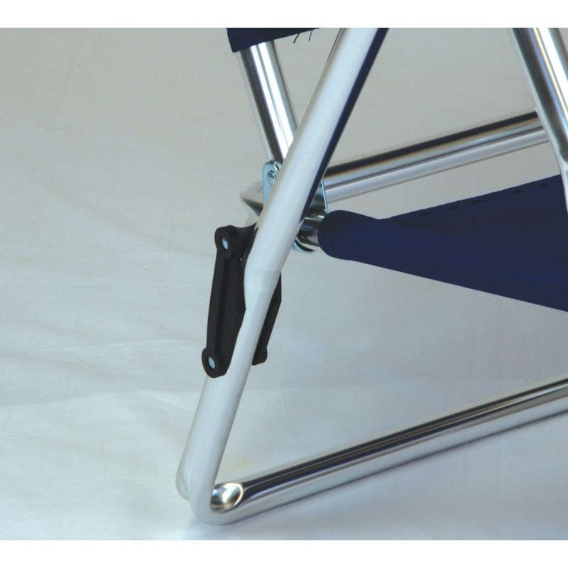 Καρέκλα Παραλίας Αλουμινίου ψηλή