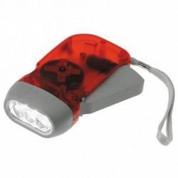 Φακός Οικολογικός 2 LED με δυναμό