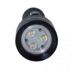 Φακός Κατάδυσης 3 x CREE LED / 3W