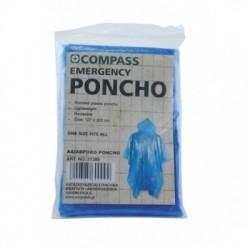 Αδιάβροχο Poncho ελαφρύ